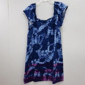 Tommy Bahama Women's Cabana Colores Short Dress